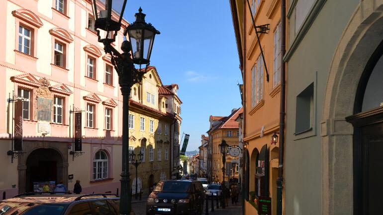 Просто Прага