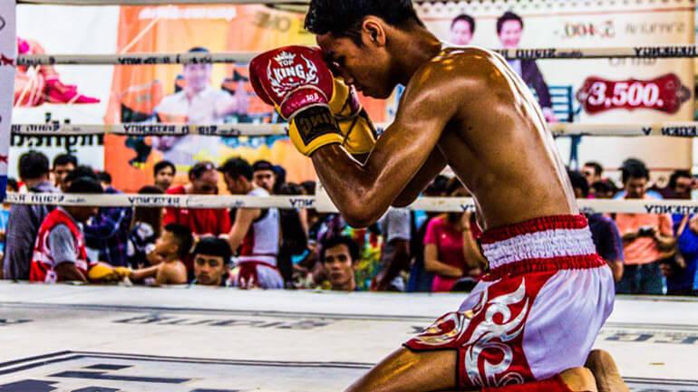 Бокс по тайски