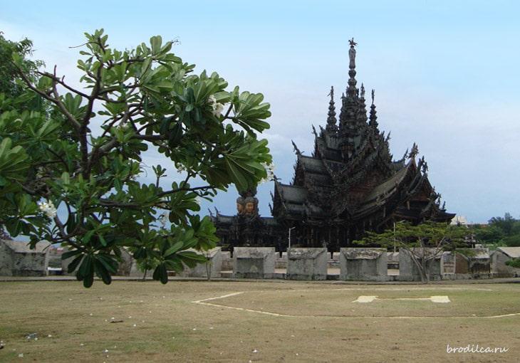 Храм на севере