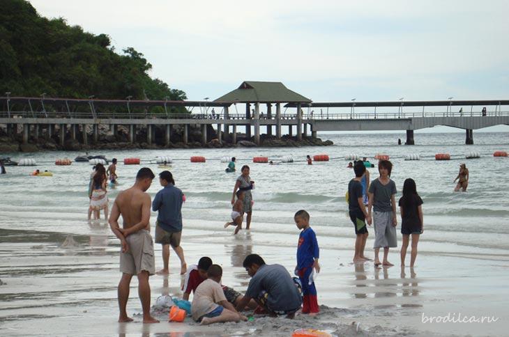 Пляж Thong Lang