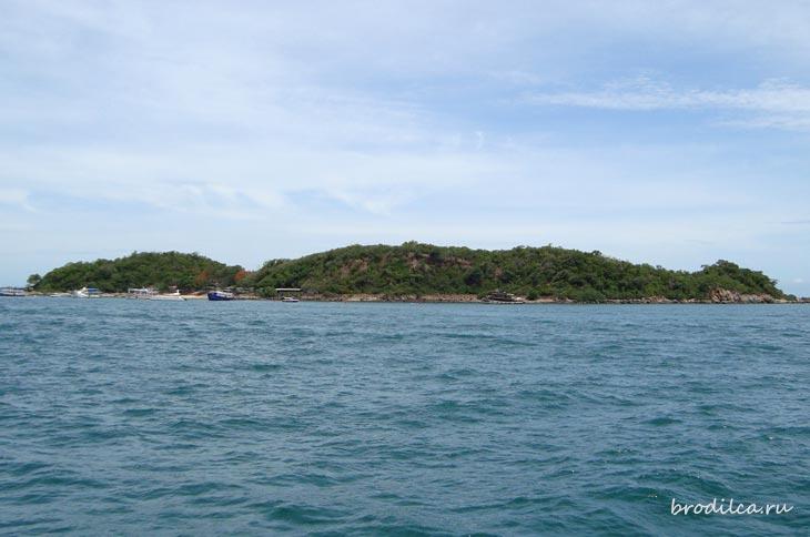 Близлежащие острова