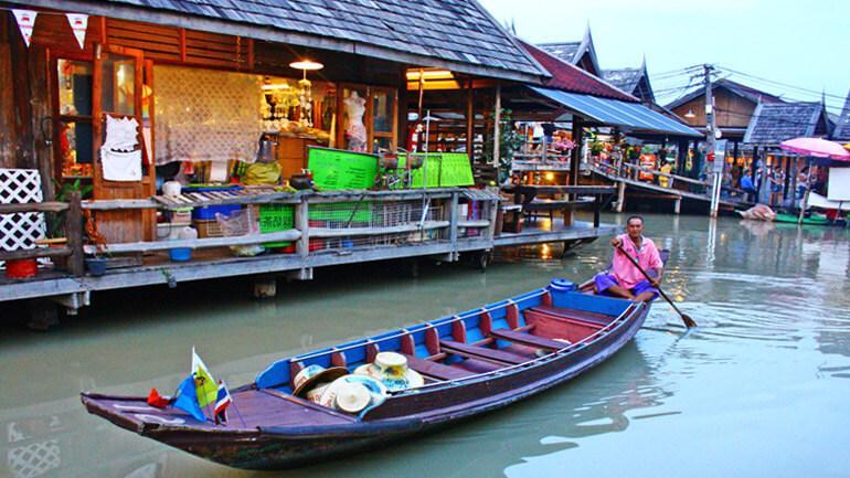 Экзотика Таиланда