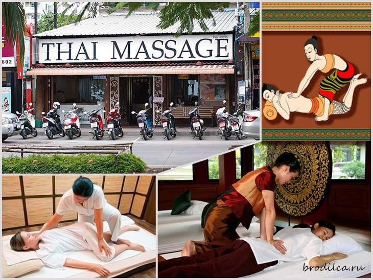 Сколько стоит в паттайе массаж