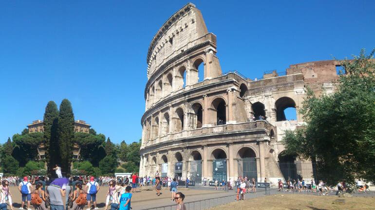 Приобретаем билеты в Колизей