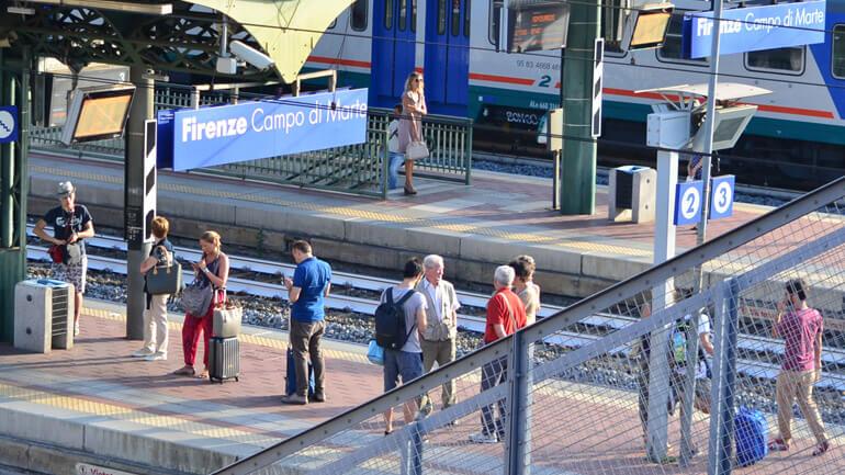 Вокзал Флоренции