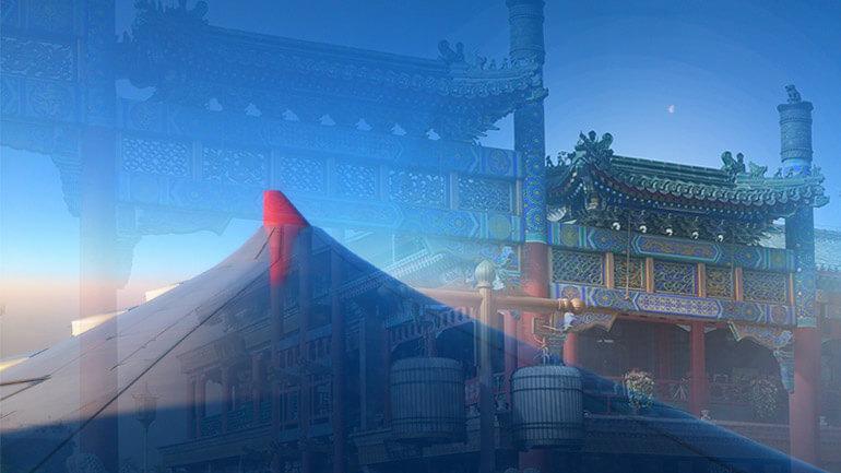 Летим в Китай