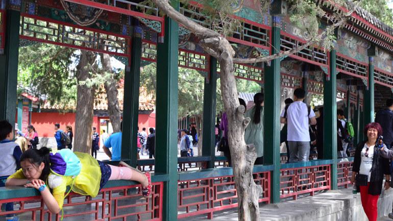 Про Пекин глазами туриста