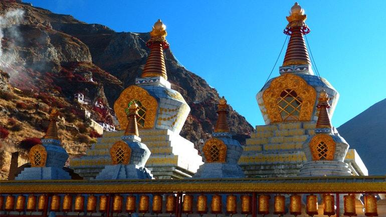 Старейшие высокогорные монастыри