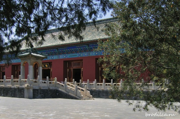 Дворец Воздержания