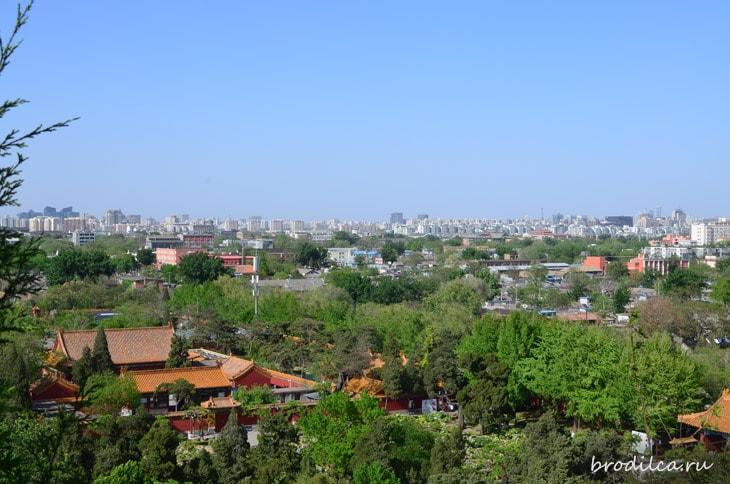 Панорамы столицы