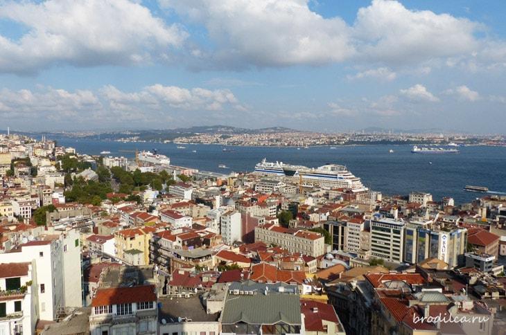 Башня в Стамбуле