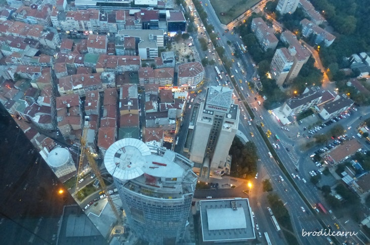 Высотные здания