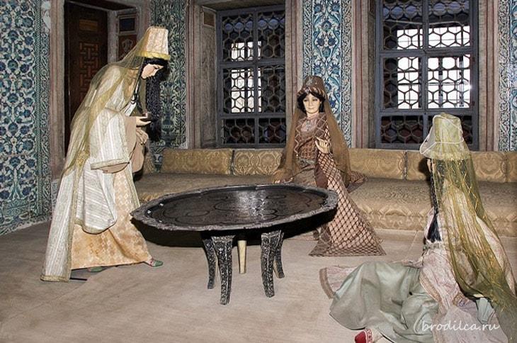 Наложницы султана
