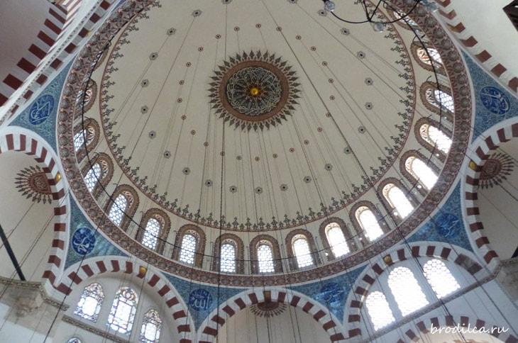 Купола мечетей