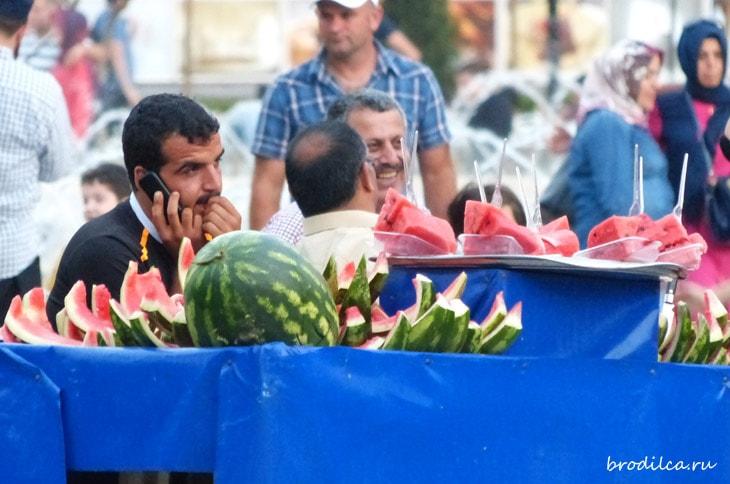 Турецкие арбузы