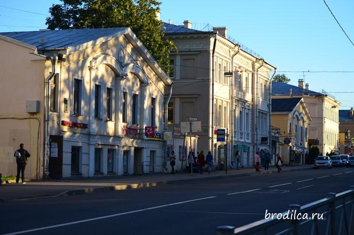 Архитектура Пушкина