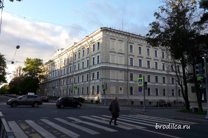 На улицах Пушкина
