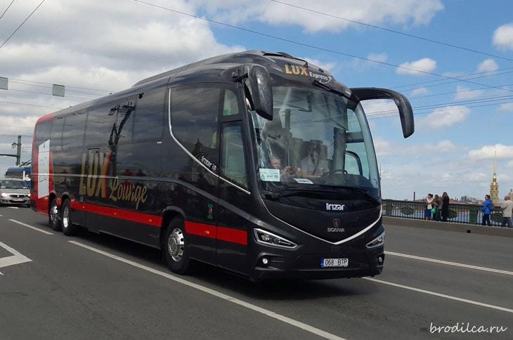 "Автобус ""Scania"""