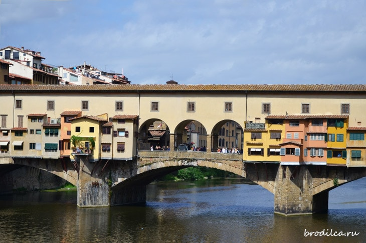 Фонтанчик во Флоренции