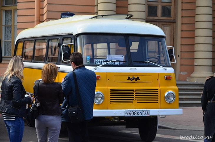 Автобус Robur