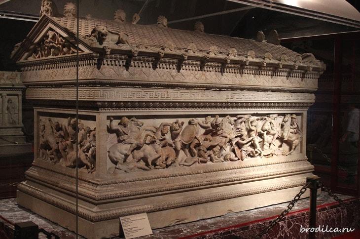 Саркофаг Александра