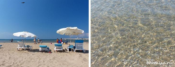 Пляж Шиле