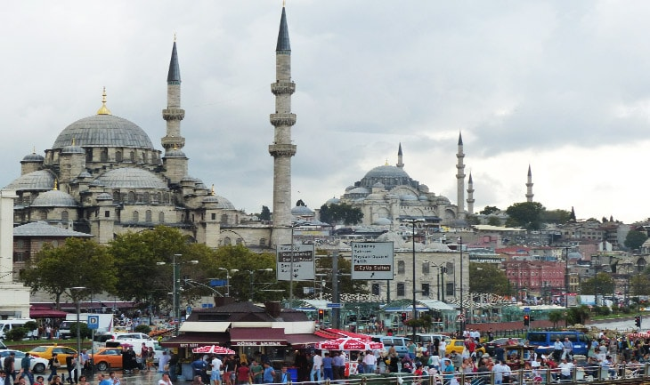Невероятный Стамбул