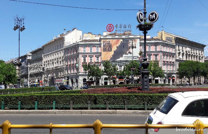 Площадь Октогон