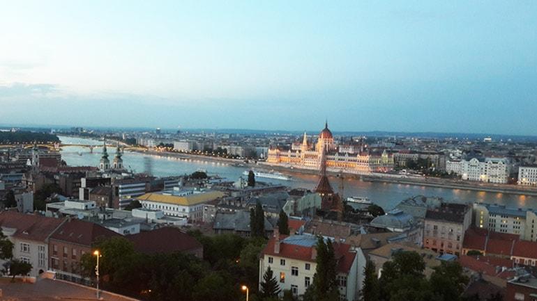 Достопримечательности Будапешта за 3 дня