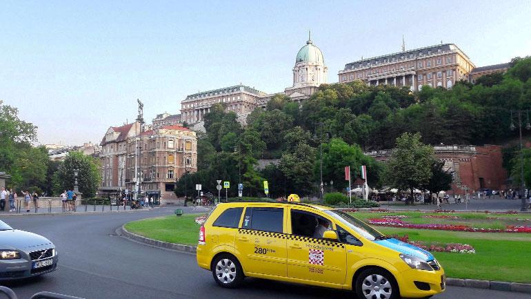 Как добраться до Будапешта