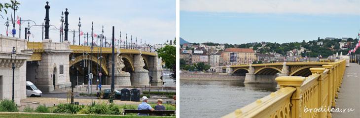 Мост после реконструкции