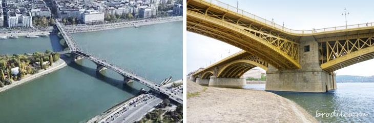 Необычная форма моста