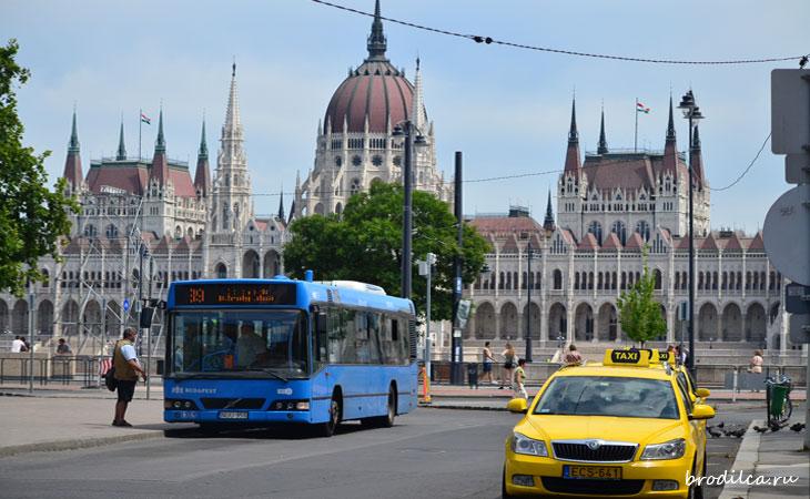 Будапешт самостоятельно