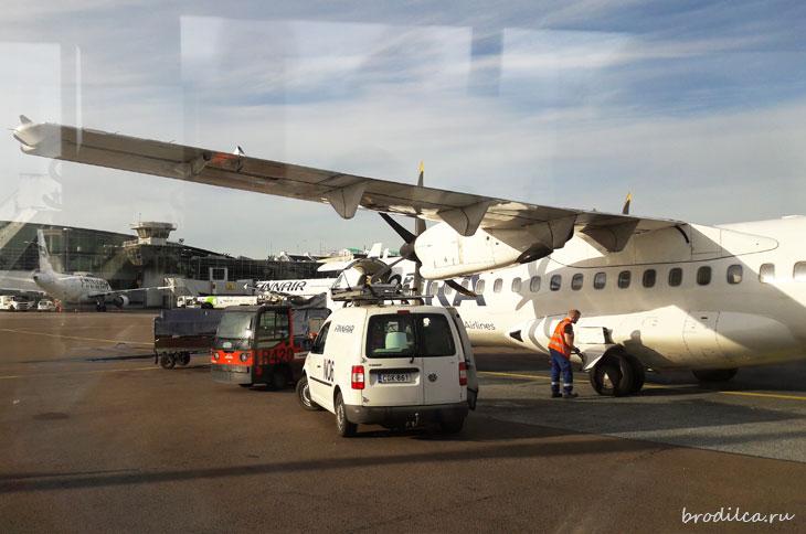 Самолетом в Венгрию
