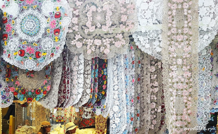 Вышивка «Калочаи»