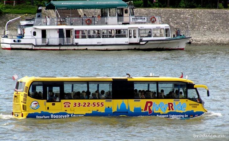 Речной автобус