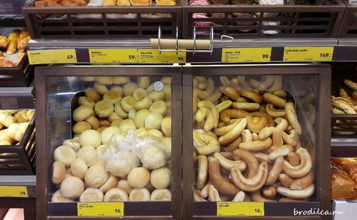 Цены на еду сладости в будапеште
