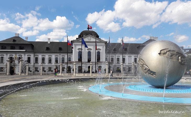 Дворец Грассалковичей