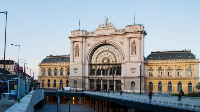 Как добраться из Будапешта в Вену поездом