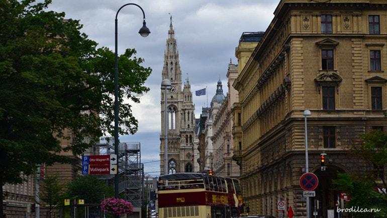 Достопримечательности австрийской столицы
