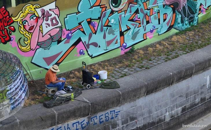 Рыбаки в Вене