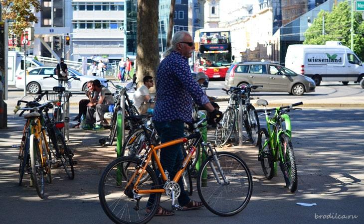 Велоспорт в Европе
